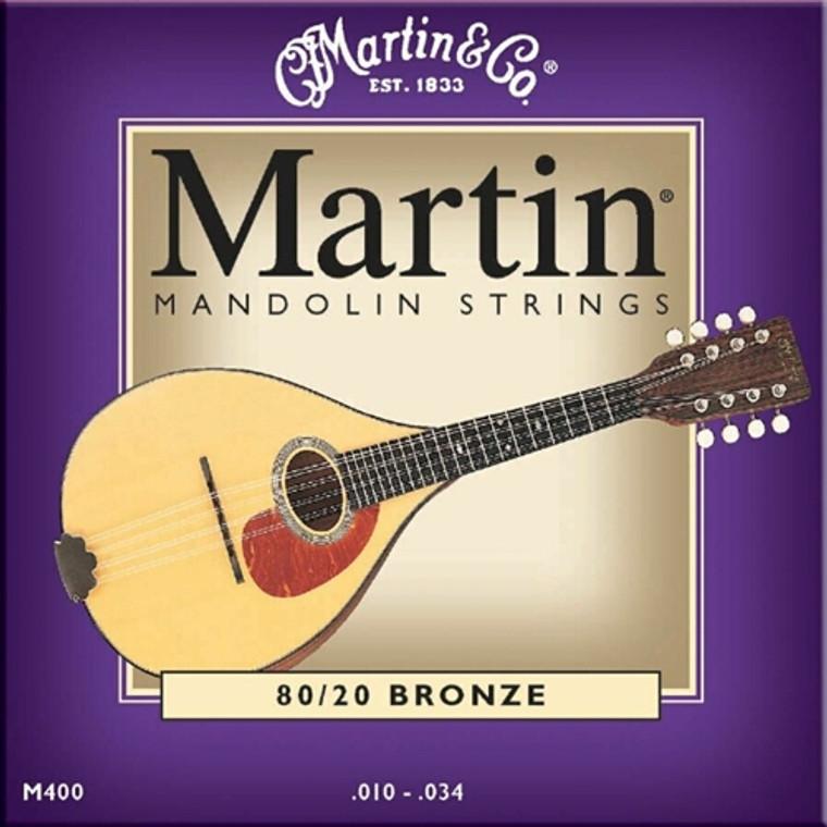 Martin 80/20 Bronze Mandolin Strings