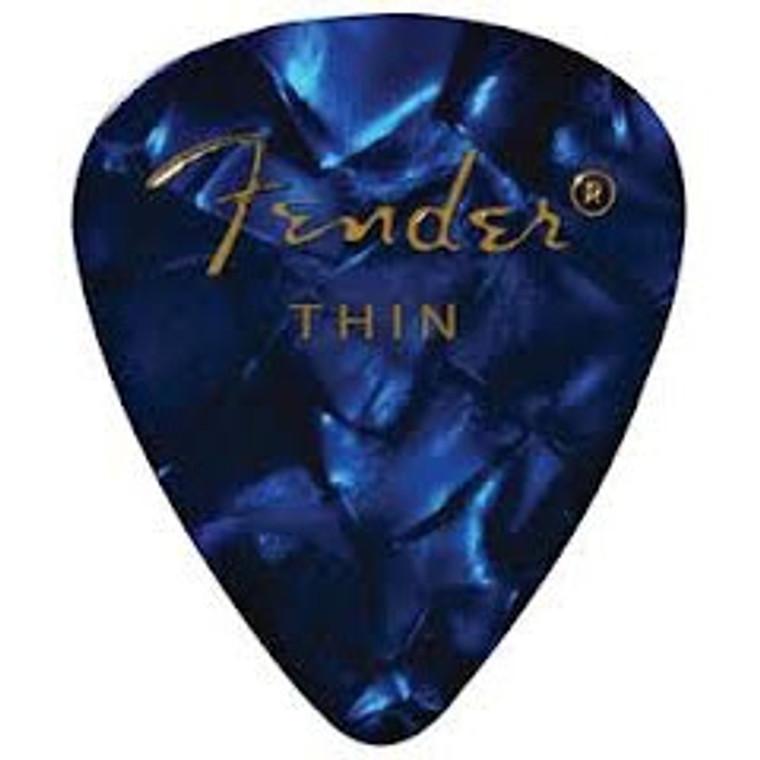 Fender Guitar Pick Pack - Assorted