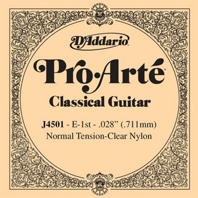 D'Addario Nylon Single String