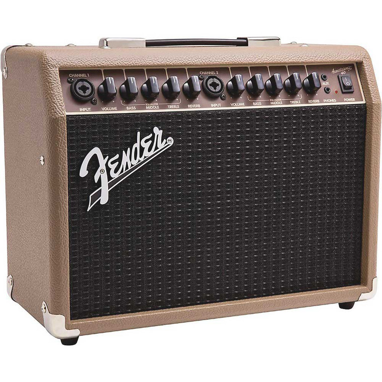 Fender Acoustasonic 40 Acoustic Amplifier