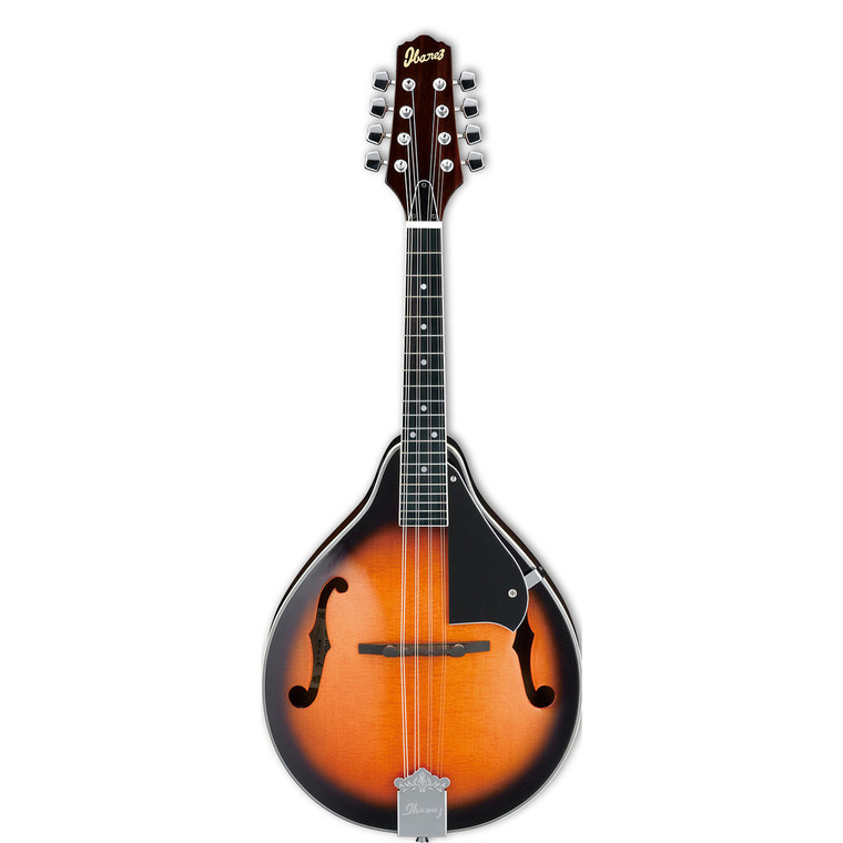 Ibanez A-Style Mandolin - Brown Sunburst
