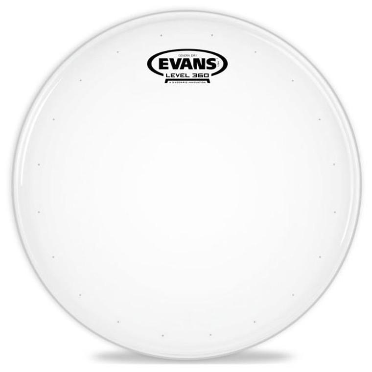 "Evans 12"" Genera Dry Snare Head"