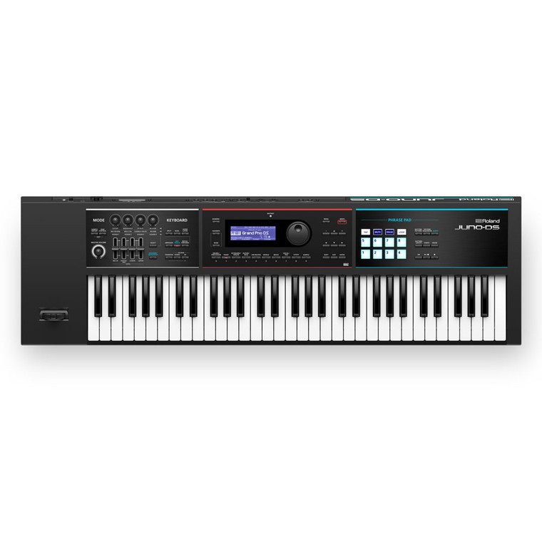 Roland JUNO-DS 61-note Mobile Synthesizer