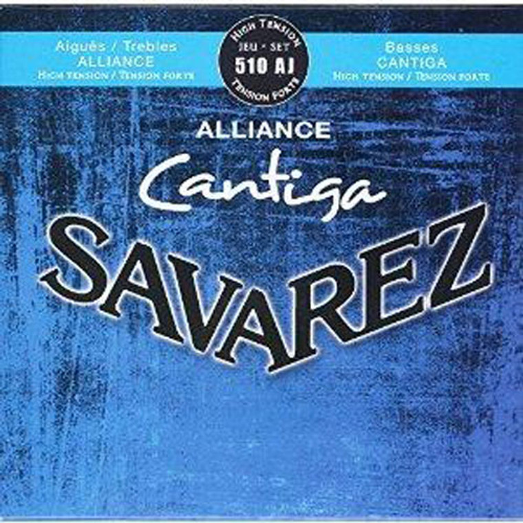 Savarez Alliance Cantiga High Tension Classical