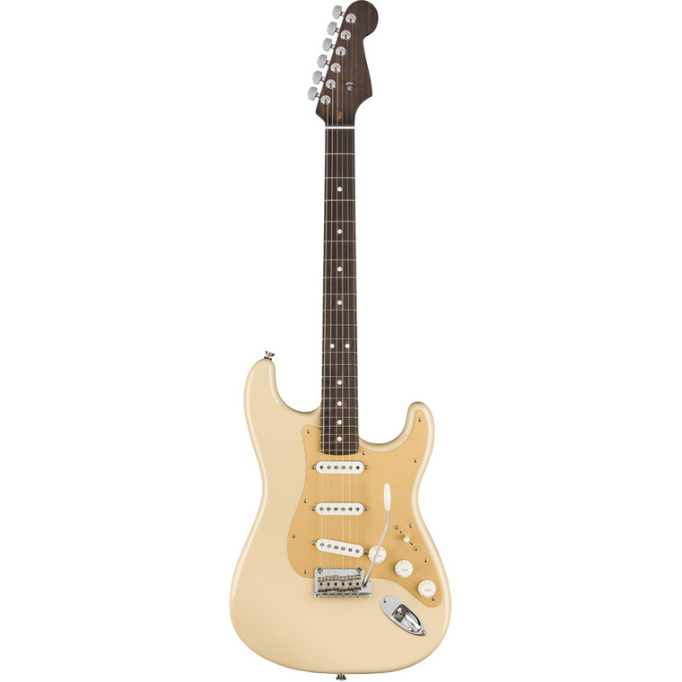 Fender Limited Edition American Professional Stratocaster with Solid Rosewood Neck - Desert Sand