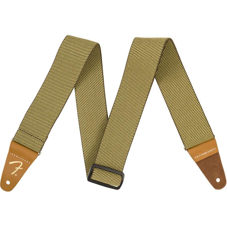Fender WeighLess Guitar Strap - Tweed