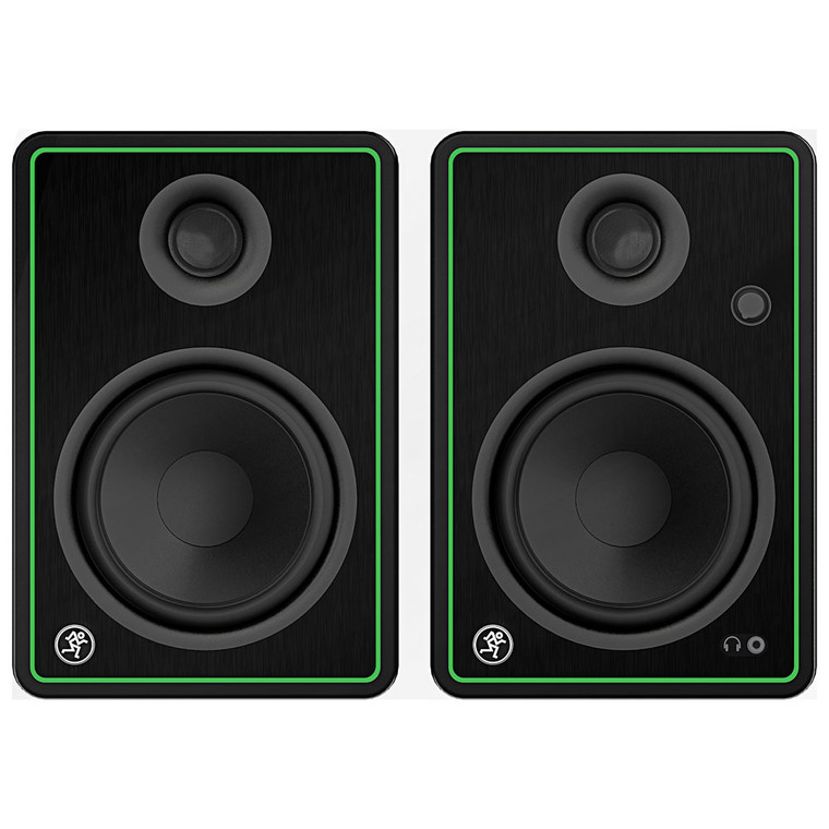 """Mackie CR-X Creative Reference 5"""" Multimedia Monitors - Pair"""