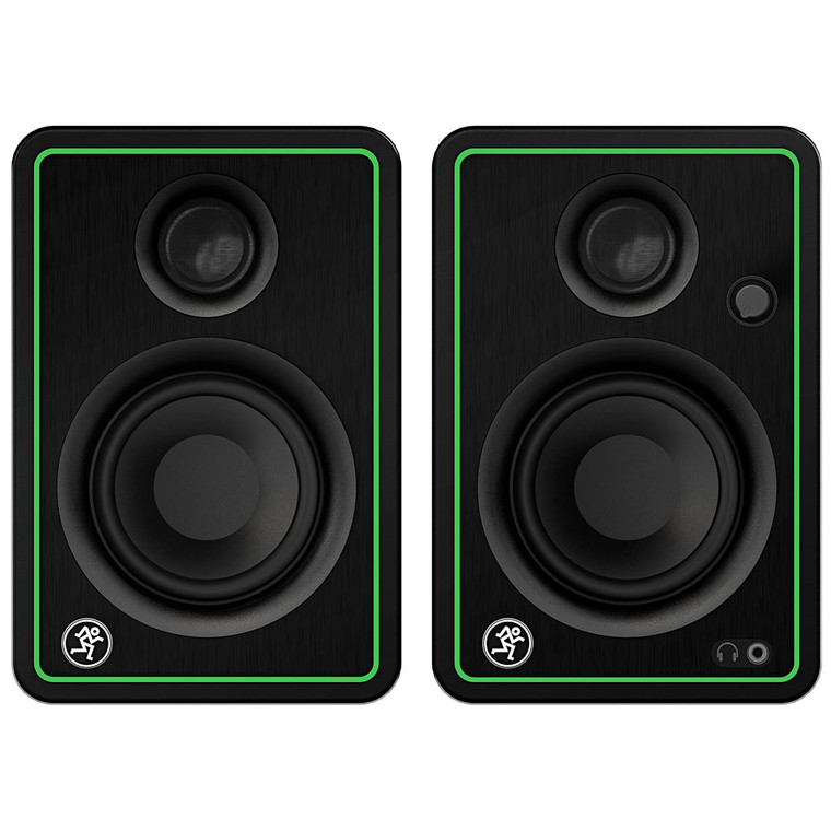 """Mackie CR-X Creative Reference 3"""" Multimedia Monitors - Pair"""