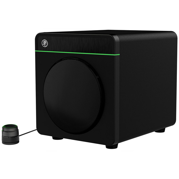 """Mackie CR-X Creative Reference 8"""" Subwoofer with Bluetooth and Remote"""