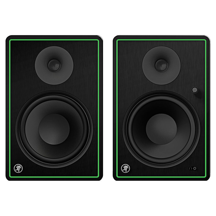 """Mackie CR-X Creative Reference 8"""" Multimedia Monitors with Bluetooth - Pair"""