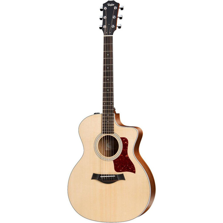 Taylor 214ce Quilted Sapele Grand Auditorium LIMITED