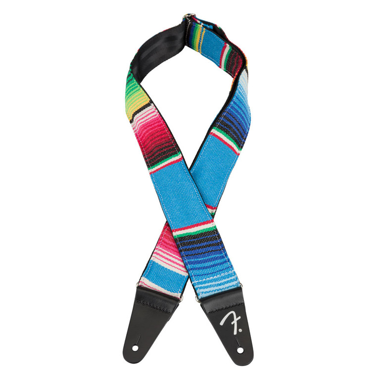 "Fender 2"" Serape Strap - Blue Multi"