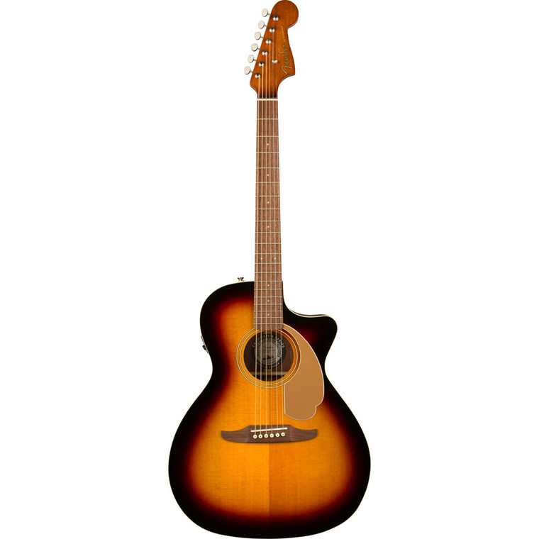 Fender Newporter Player - Sunburst