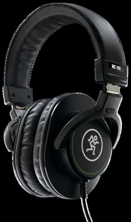 Mackie MC100 Closed-Back Headphones