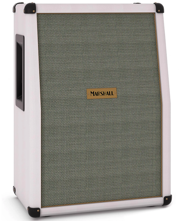"Marshall White Limited Edition Studio Vintage 2x12"" Cabinet"