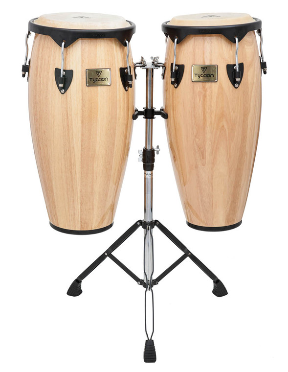 Tycoon Supremo Congas Set - Natural