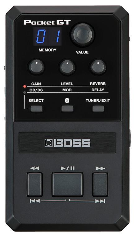 BOSS Pocket GT Multi-Effects Processor