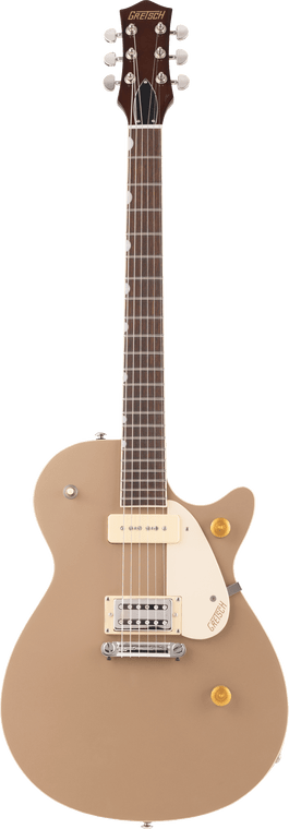 Gretsch G2215-P90 Junior Jet Club - Sahara Metallic