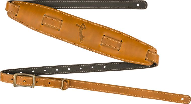 Fender Mustang Saddle Strap - Butterscotch