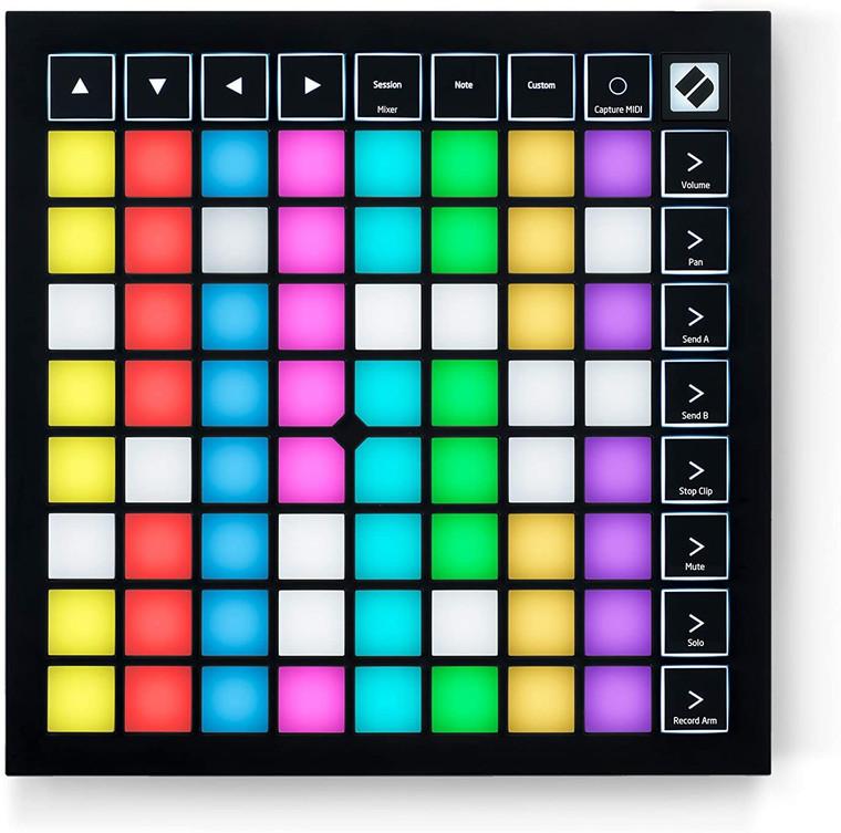 Novation Launchpad X USB MIDI Grid Controller