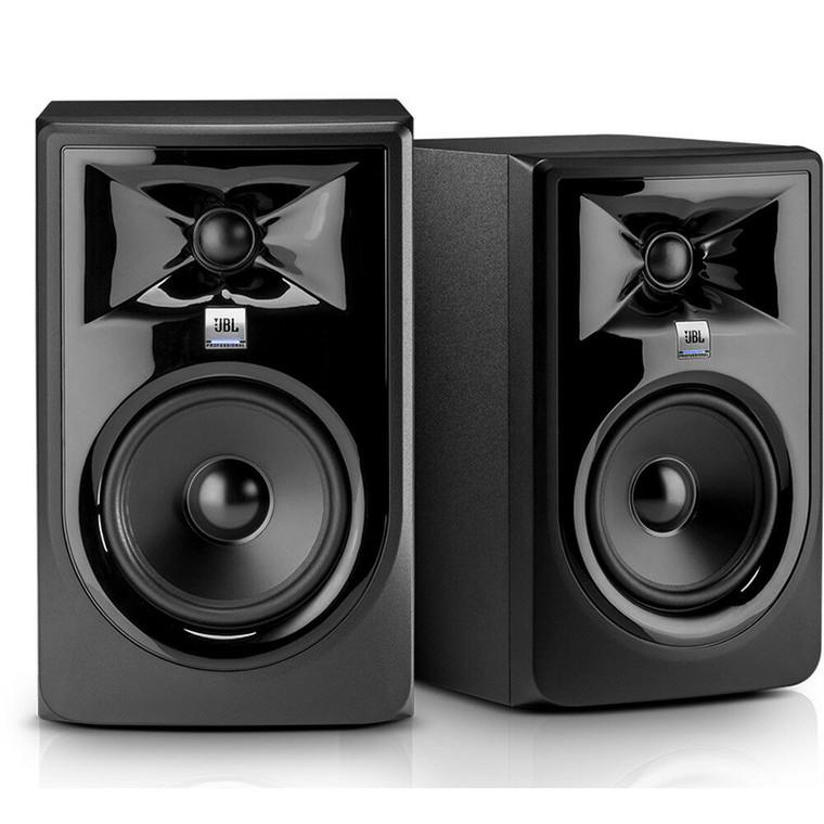 JBL 305P MkII Studio Monitors - PAIR