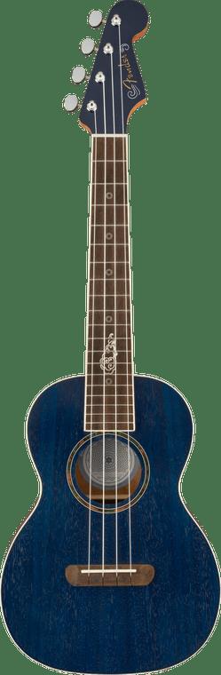 Fender Dhani Harrison Ukulele - Sapphire Blue