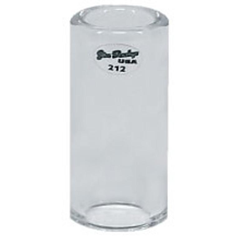 Dunlop Heavy Wall Small Short Glass Slide
