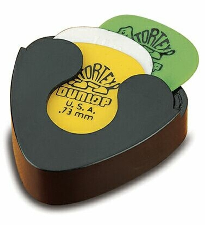 Dunlop Pick Holder w/Adhesive - Black