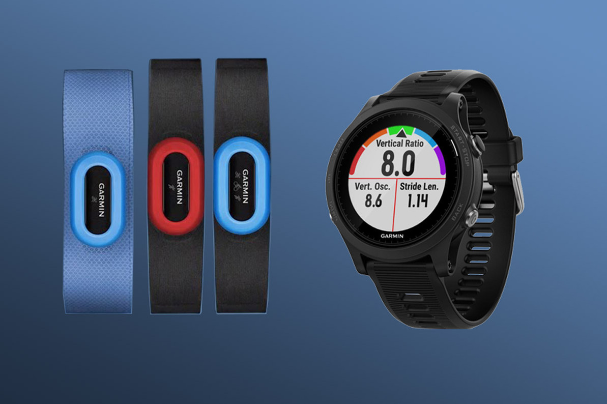 Garmin Devices - Heart Rate Monitors