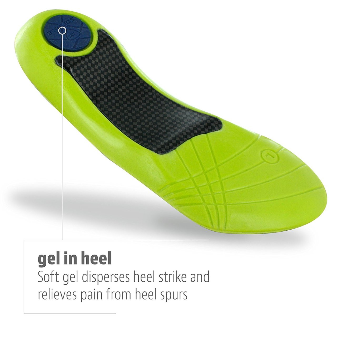 01ae0ab949 SOF Sole Plantar Fasciitis Insole Womens - Fitness New Zealand