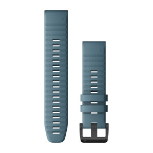 Garmin QuickFit 22 Lakeside Blue Silicone (010-12863-03)