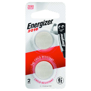 Energizer 2032 Battery - 2 Pack
