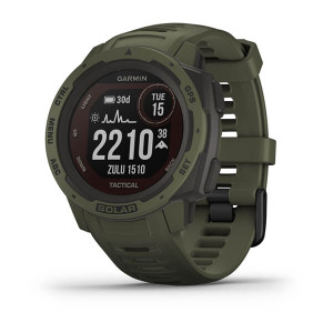 Garmin Instinct Solar – Tactical Edition - Moss (010-02293-14)