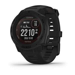 Garmin Instinct Solar – Tactical Edition - Black (010-02293-13)