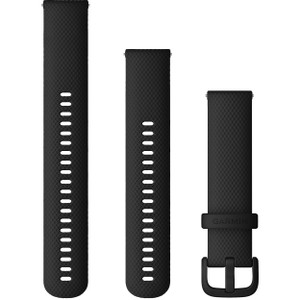 Garmin Quick Release Band 20mm - Black (010-13021-03)
