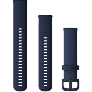 Garmin Quick Release Band 20mm - Navy (010-13021-05)