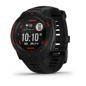Garmin Instinct - Esports Edition - Black Lava (010-02064-73)