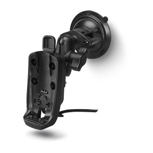Garmin Powered Mount with Suction Cup for GPSMAP 66i