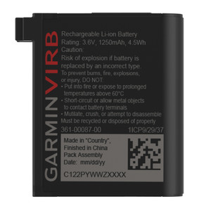 Garmin Rechargeable Battery for VIRB Ultra 30