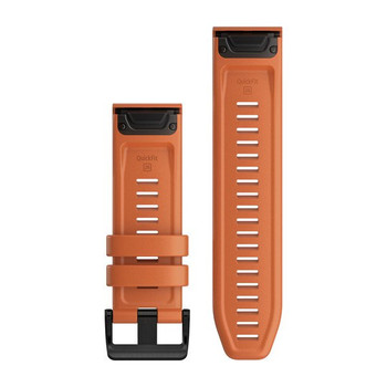 Garmin QuickFit 26 Ember Orange Silicone (010-12864-01)