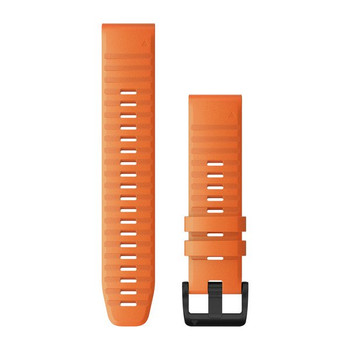 Garmin QuickFit 22 Ember Orange Silicone (010-12863-01)