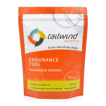Tailwind Nutrition Endurance Fuel Mandarin Orange - 50 Serve
