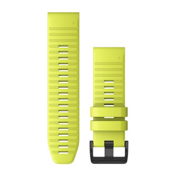 Garmin QuickFit 26 Amp Yellow Silicone (010-12864-04)