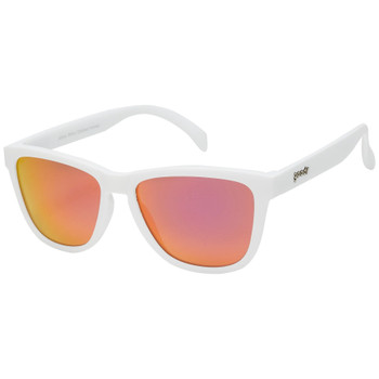 goodr Beast OG's Sunglasses Albino Rhino Chalked Hooves