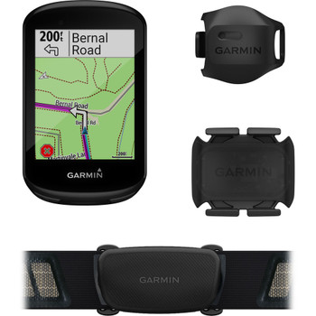 Garmin Edge 830 Cycling Computer with Performance Sensor Bundle (010-02061-12)