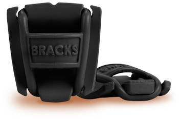 BRACKS lace lock - Black/Black