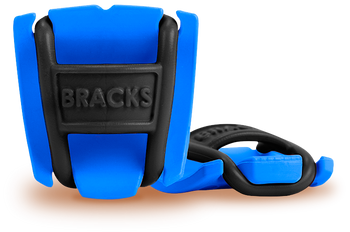 BRACKS lace lock - Blue/Black