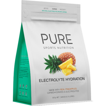 PURE Electrolyte Hydration - Pineapple - 500g
