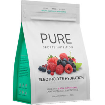 PURE Electrolyte Hydration - Superfruits - 500g (500SF)