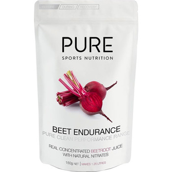 PURE Beet Endurance 150g Pouch (150BE)